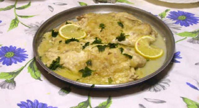 Filetti di merluzzo alle cipolle