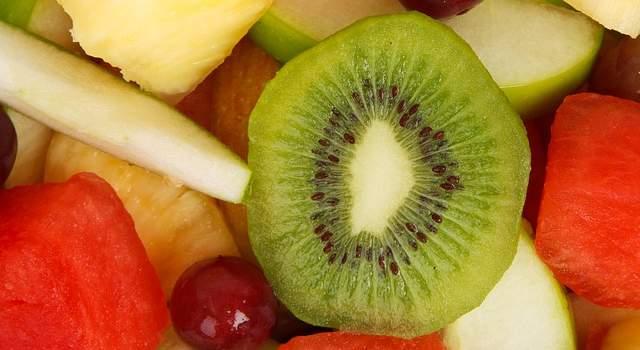 macedonia di kiwi