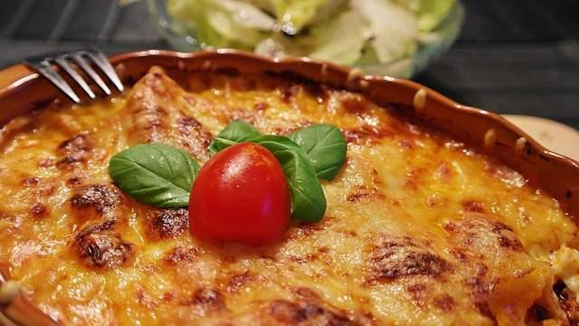 Lasagne allo speck
