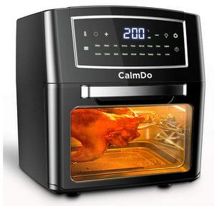 CalmDo Friggitrice ad Aria Calda 12L 1500W