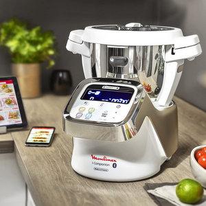 Moulinex HF900110 i-Companion Robot Multifunzione da Cucina
